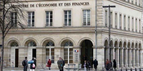 À Bercy, l'administration a rencontré les représentants des principales fédérations professionnelles.