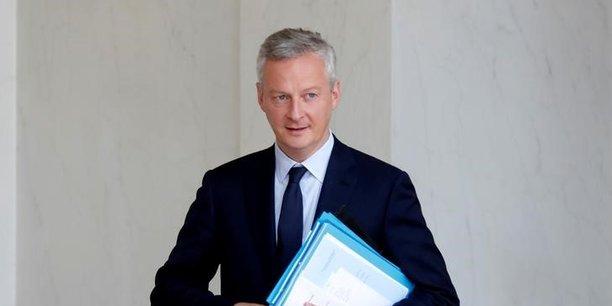 Bruno Le Maire, ministre de l'Economie et des Finances, a proposé lors des rencontres économique d'Aix-en-Provence, de faire payer aux GAFA, leurs impôts sur le continent.