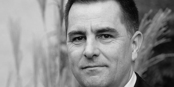 Laurent Ughetto a été élu ce lundi 10 juillet président du Conseil départemental de l'Ardèche.
