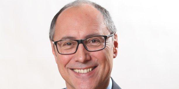 Jean Deguerry a été élu président du conseil départemental de l'Ain.