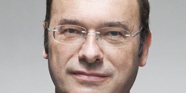 Hervé Reynaud, élu président de l'Epora.