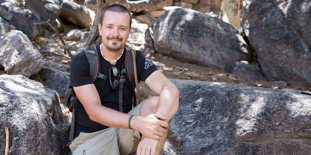 De retour de Namibie, l'ex numéro 2 de l'IoT Valley sort un livre sur son aventure