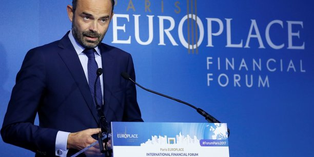 France is back a lancé Edouard Philippe devant un parterre de décideurs de la finance de tous horizons au forum de Paris Europlace ce mardi.