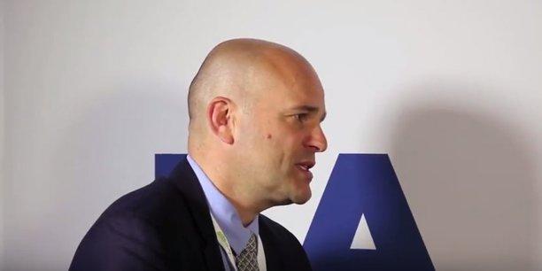 Rémi Heurlin, directeur délégué Bordeaux de la Caisse des dépôts