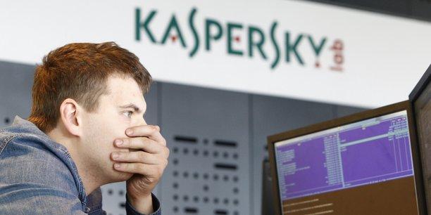 Washington limite l'achat de logiciels de la société russe Kaspersky
