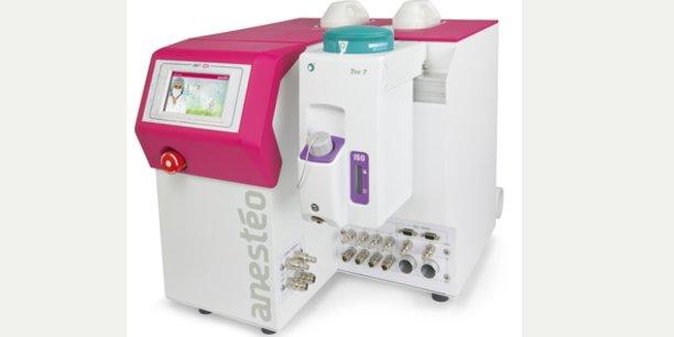 Anestéo développe la station d'anesthésie innovante AST-01, qui répond aux nouvelles normes éthiques en laboratoire.