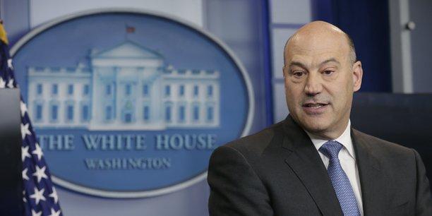 Gary Cohn, ancien numéro 2 chez Goldman Sachs, est à la tête du Conseil économique national américain depuis décembre 2016.