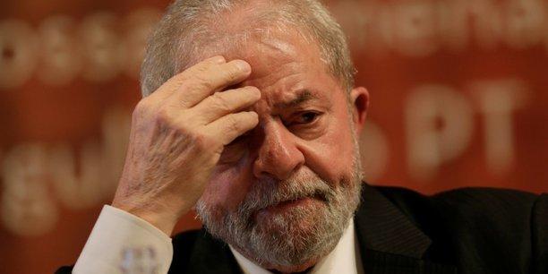 L'ex-président Lula de nouveau face à la justice — Brésil