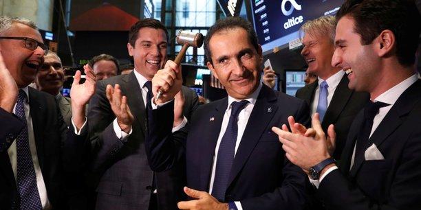Le groupe de télécoms Altice veut lancer sa banque d'ici à 2019