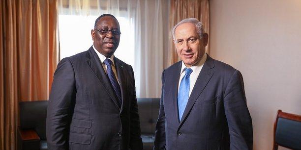 Une rencontre entre le président sénégalais et le premier ministre israélien en marge du dernier sommet de la CEDEAO.