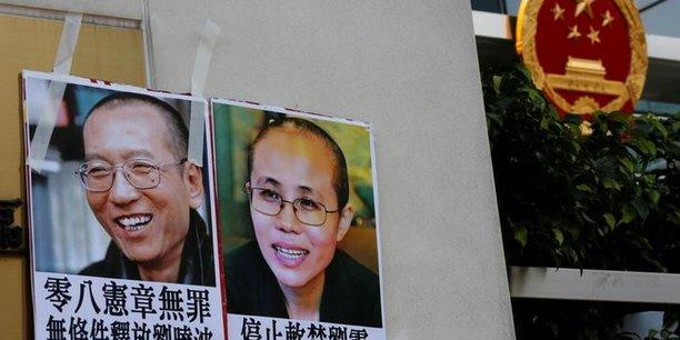 L'australie appelle pekin a liberer la veuve de liu xiaobo[reuters.com]