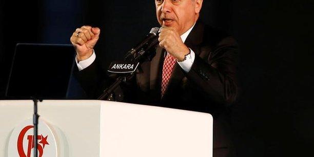Erdogan renouvelle ses attaques contre l'union europeenne[reuters.com]