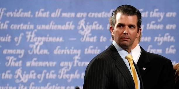 Un avocat de trump tente de justifier la reunion de trump jr[reuters.com]
