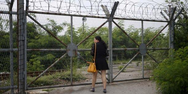 La coree du sud propose des discussions militaires a la coree du nord[reuters.com]