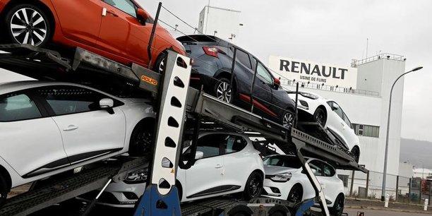 Renault annonce des ventes mondiales en hausse de 10,4% au 1er semestre[reuters.com]