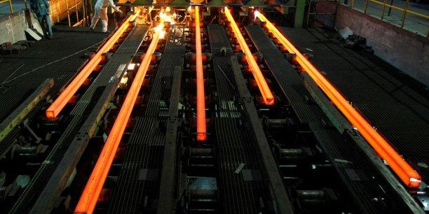 La production chinoise d'acier a un niveau record en juin[reuters.com]