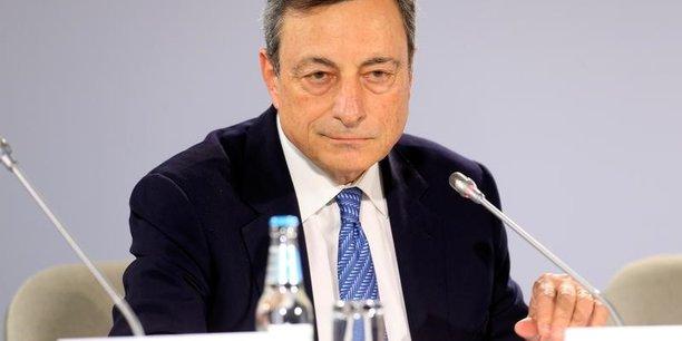 Draghi devrait souffler le chaud apres le coup de froid de sintra[reuters.com]