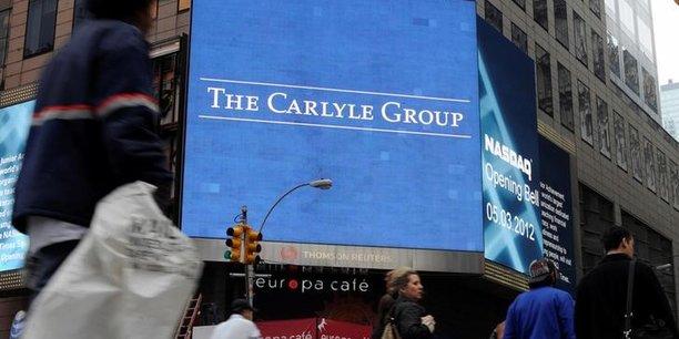 Carlyle acquiert le specialiste des aeroports adb safegate[reuters.com]