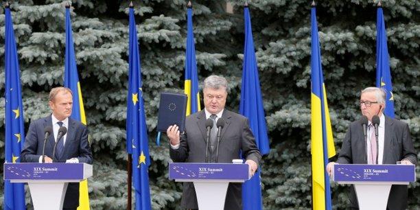 L'ue approuve l'extension des accords commerciaux avec l'ukraine[reuters.com]