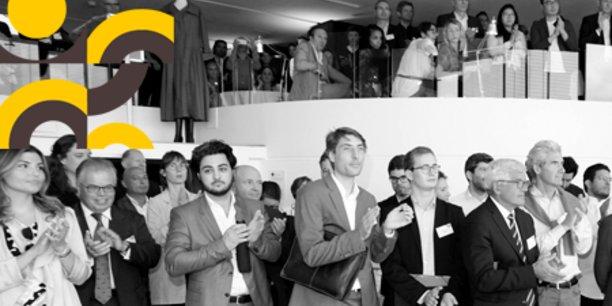 Quelque 500 entreprises du secteur des industries culturelles et créatives sont venues montrer leur savoir-faire lors de la soirée Les industries de French Touch en mouvement