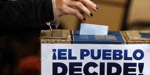 Venezuela: apres le referendum, l'opposition organise l'heure h[reuters.com]