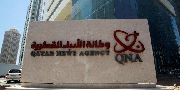 Le qatar accuse les emirats d'avoir pirate son agence de presse[reuters.com]