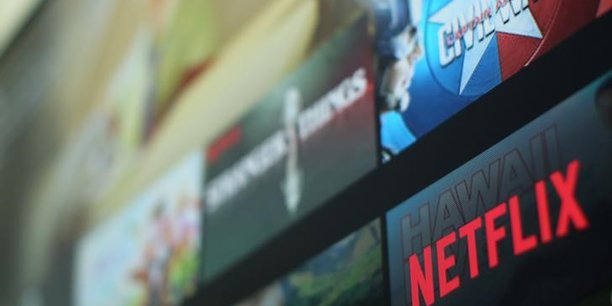 Netflix attire plus d'abonnes prevu, l'action grimpe post bourse[reuters.com]