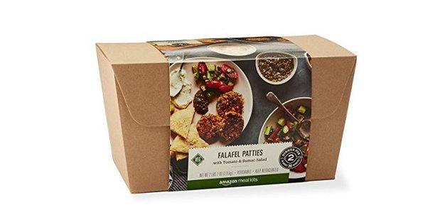 Amazon va devoir faire face à une concurrence très rude sur le marché américain de la livraison de repas en kit.