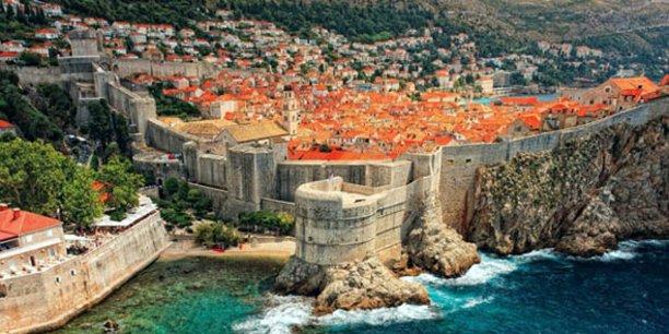 La ville de Dubrovnik a vu sa fréquentation touristique bondir de 10 % après avoir accueilli le tournage de GOT