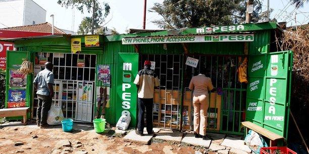 M-Pesa traite plus de 75% du flux mobile-banking du Kenya
