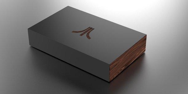 ataribox la nouvelle console r tro d 39 atari. Black Bedroom Furniture Sets. Home Design Ideas