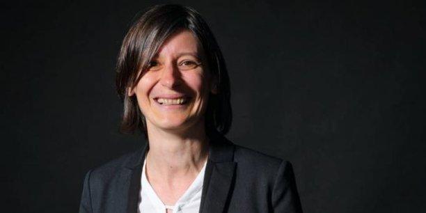 Caroline Tisserand, nouvelle directrice de la Cité du Design.