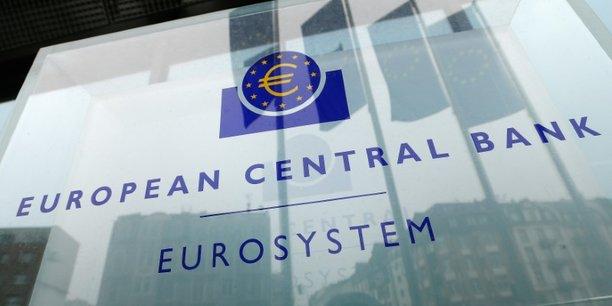 La Banque centrale européenne (BCE) a publié mardi son enquête trimestrielle sur la distribution du crédit dans la zone euro.