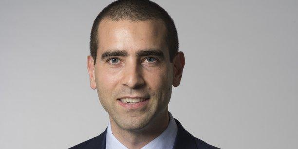 Kostas Oikonomou, directeur pour la distribution et les partenariats à Euronews.