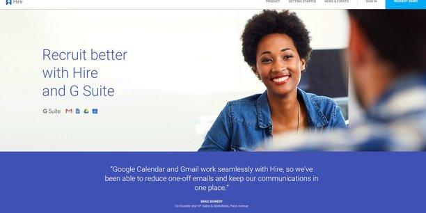 Avec son nouvel outil Hire, Google pourrait faire de la concurrence à LinkedIn même si les deux outils ne présentent pas les mêmes fonctions.