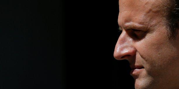 Emmanuel Macron met les industriels de l'armement à la diète