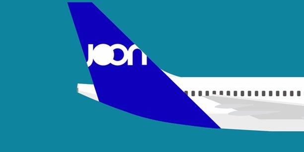 Sans donner d'explication, la direction a choisi de ne pas faire référence à Air France pour le nom de sa nouvelle compagnie à coûts réduits Joon.