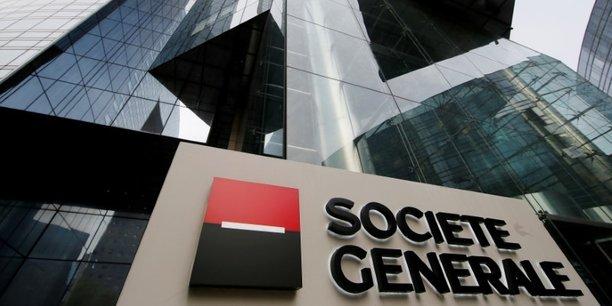 La Société Générale pourrait notamment rapatrier 300 à 400 personnes de Londres à son siège de La Défense.