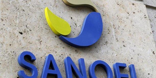 Sanofi s'est montré légèrement plus confiant pour son exercice 2017 après avoir publié lundi une nouvelle hausse de ses ventes au deuxième trimestre.