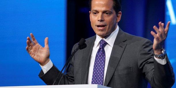 L'homme d'affaires Anthony Scaramucci, ex banquier chez Goldman Sachs et fondateur d'un hedge fund, est un partisan de longue date de Donald Trump.  Il avait été pressenti comme ambassadeur auprès de l'OCDE.