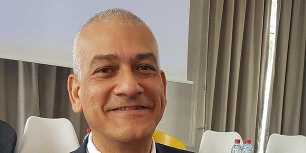 Richard Arlove, directeur général d'ABAX