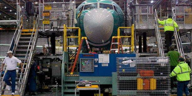 Boeing conclut un contrat d'un milliard avec Dassault Systèmes