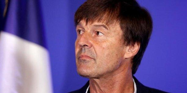 Hulot quitte l'assemblee nationale apres un malaise[reuters.com]