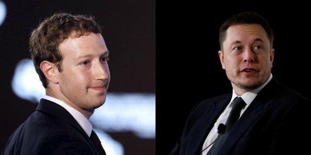 Les géants de la Silicon Valley investissent tous massivement dans l'intelligence artificielle, y compris les entreprises détenues par Elon Musk et Mark Zuckerberg.