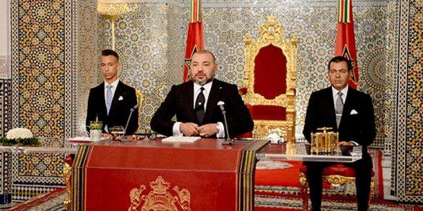 Maroc les progr s conomiques enregistr s par le royaume n ont pas encore induit les effets - Le roi du matelas recrutement ...
