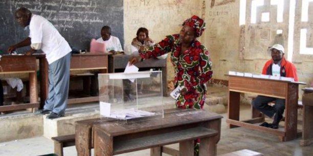 Le vote de ce dimanche au Congo a concerné 47 circonscriptions, dont sept à Brazzaville, la capitale de ce pays d'environ 4,5 millions d'habitants.