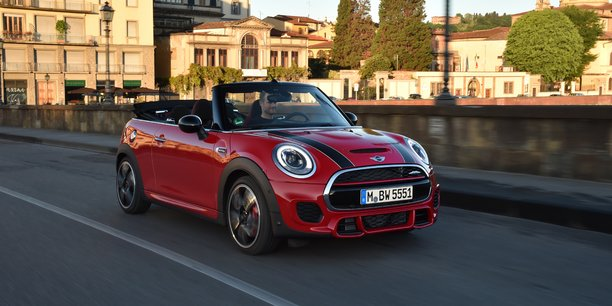 Mini Cooper S Cabriolet Un Charme Authentique Un Confort Rétro
