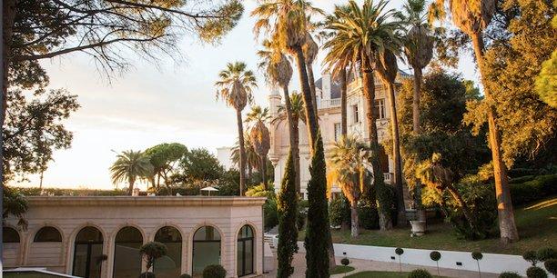 Château Berger déploie depuis 5 ans une ligne de cosmétiques dédiée à l'univers anti-âge.