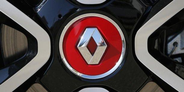 Renault finalise un accord de coentreprise en Iran