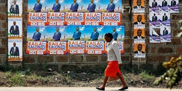 Quelque 20 millions de Kényans (5 millions de plus que lors des dernières élections) devraient se diriger ce mardi vers les bureaux de vote pour élire leur prochain président,